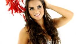 Bruna Bruno: a mais elegante do carnaval carioca