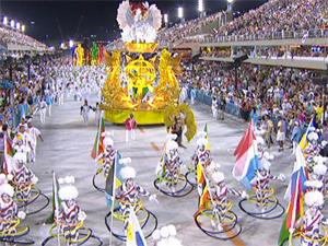 União da Ilha na Sapucaí - Carnaval 2012