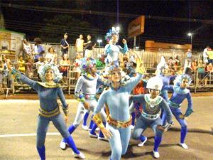 Desfile da Acadêmicos do Dendê - Foto: Esquina do Samba