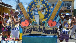 Carnaval 2013: Alegria do Guarabu