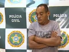 Damião de Souza Santos, acusado de estupros