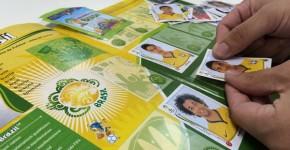 Figurinhas da Copa do Mundo do Brasil