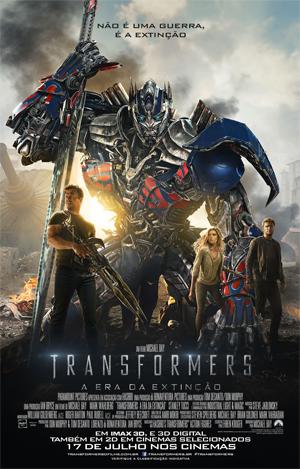 Transformers - A Era da Extincao
