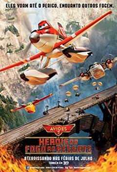 Avioes 2 - Herois do Fogo ao Resgate