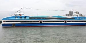 Catamara podera ser batizado de 'Uniao da Ilha do Governador' apos enquete