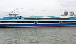 Catamarã poderá ser batizado de 'União da Ilha do Governador' após enquete