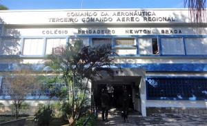 Inscricoes abertas para o Colegio Brigadeiro Newton Braga ate o dia 19