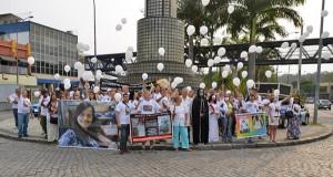 Movimento Chega de Descaso promoveu ato na Portuguesa questionando negligencias medicas