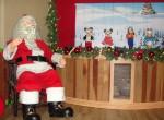 Ilha Plaza celebra o Natal com Mickey e seus amigos