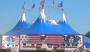 Portuguesa recebe Circo Las Legas