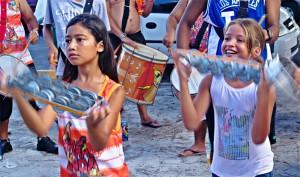Blocos de carnaval na Ilha do Governador comecam neste sabado