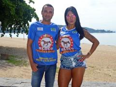 Folioes do Rio levara novo formato de bloco a Praia da Bica