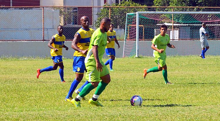 Lusa vence Duquecaxiense por 4 a 1 em jogo-treino