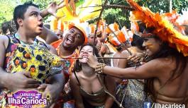 Se Cair Eu Como – Carnaval 2015