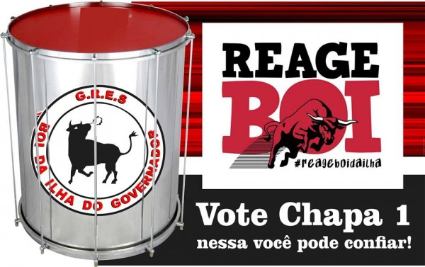 Integrantes do Reage Boi lancam chapa neste domingo
