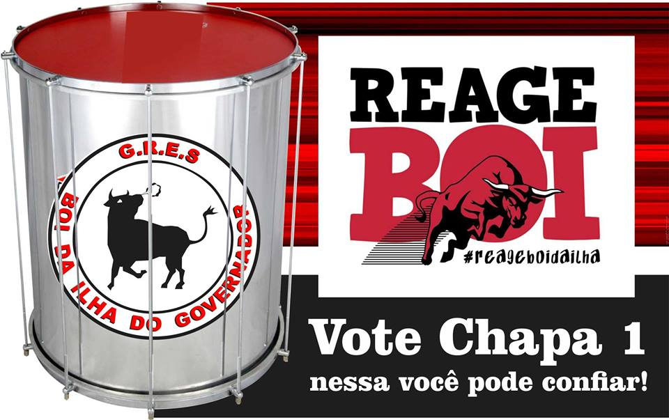 "4b110ac3db Integrantes do ""Reage Boi"" lançam chapa neste domingo"