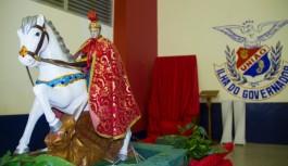 União da Ilha: Festa de São Jorge e anúncio do título do enredo