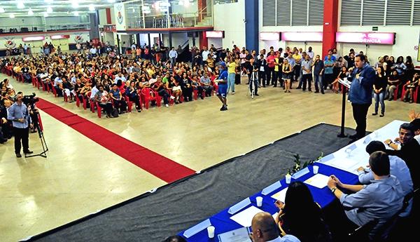 FAETEC Ilha do Governador realiza cerimônia de formatura de mais de 4 mil estudantes