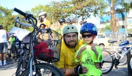 Associação dos Ciclistas da Ilha promove inesquecível 'Pedal dos Pais'