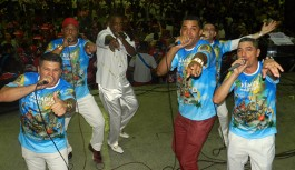 Oito sambas permanecem na eliminatórias da União da Ilha