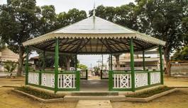 Tradicional coreto da Ilha do Governador é restaurado e se inicia processo para o tombamento