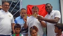 Inauguração da 'Casa da Noruega' do projeto Futuro Rio