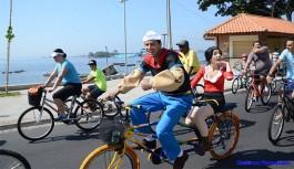 Passeio Ciclístico: Dia das Crianças com músicas, brindes e brincadeiras