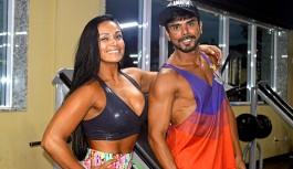 Naldo Ilha e Andréa Martins se preparam para arrasar no carnaval