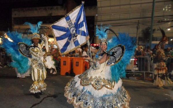 Academicos do Dende e rebaixado ao Grupo D do carnaval carioca