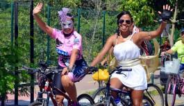 Pedal Folia encerra carnaval com alegria na Ilha do Governador