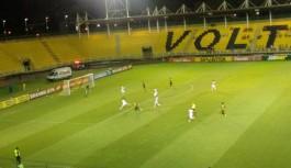 Portuguesa empata em 2 a 2 com o Volta Redonda