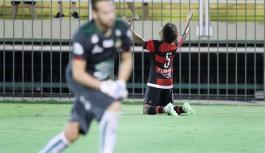 Portuguesa sofre goleada por 5 a 0 do Flamengo