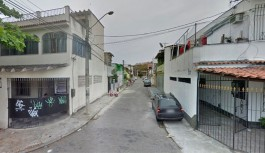 Rua Célia de Castro ganha área de lazer em toda a sua extensão