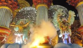 SRZD: União da Ilha leva a cidade olímpica para a Sapucaí