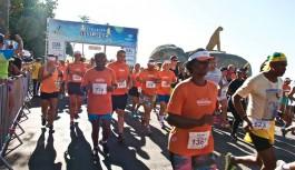Etapa Praia da Guanabara recebeu cerca de mil atletas