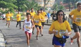Freguesia receberá corrida de rua e caminhada neste domingo