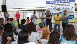 Prefeitura inicia obras da Clínica da Família no Cocotá