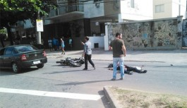 Suspeitos de assaltos são mortos na Estrada do Galeão