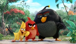 Angry Birds estreia no cinema do Ilha Plaza Shopping