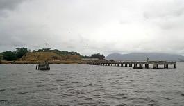 Projeto ecológico promove expedição de barco à Ilha Seca