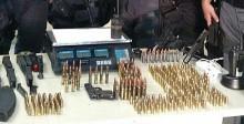 Perseguicao e tiroteio no Cacuia termina com apreensao de armas e municoes