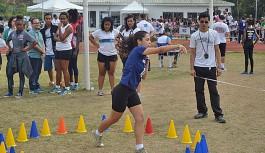 Primeiro Festival de Atletismo Nelson Prudêncio recebeu cerca de 500 jovens atletas