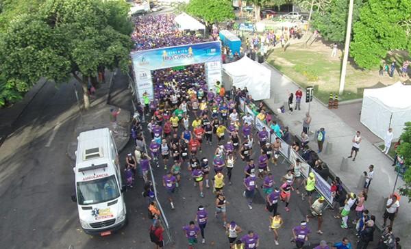 Etapa Ribeira, realizada em junho, recebeu cerca de 1400 atletas