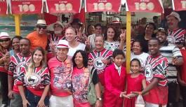 Boi da Ilha do Governador apresenta reforços para o carnaval de 2017
