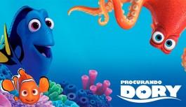 CineMaterna no Ilha Plaza exibe o sucesso da Disney, Procurando Dory