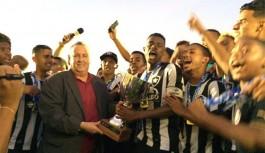 Final na Ilha do Governador: Botafogo é campeão do Carioca sub-20