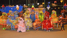 Quadrilha 'Vitória Régia' comemora 30 anos de tradição em festa nos Bancários