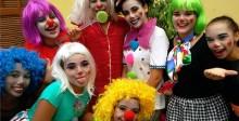 O Se Lga Grupo de Teatro levará a Esquete #NãoChoresPalhaço / Foto Divulgação