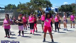 Ação da Proquality Cocotá pelo Outubro Rosa