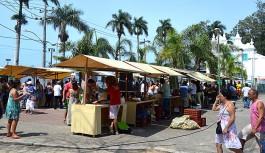 Feira Agroecológica e Cultural Ilha comemora aniversário neste sábado, dia 19